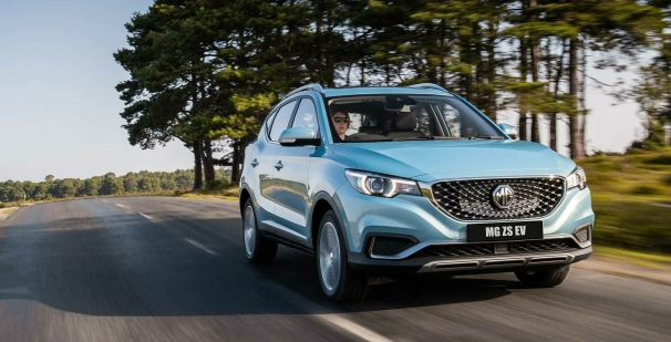 MG ZS Electric Compact SUV